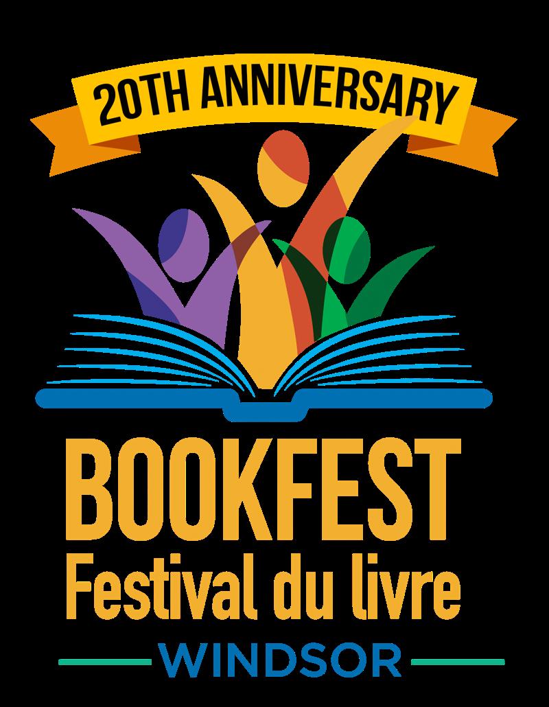 BookFest 2021 20th Anniversary Logo